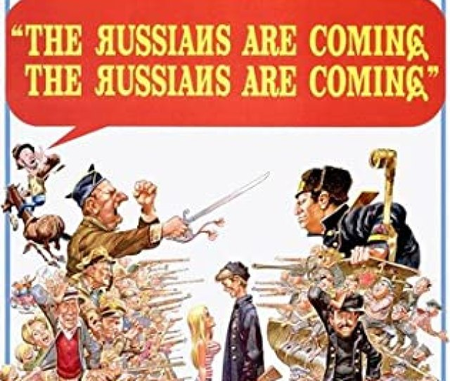 Amazon Com The Russians Are Coming The Russians Are Coming Alan Arkin Carl Reiner Eva Marie Saint Brian Keith Jonathan Winters Norman Jewison