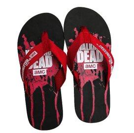 The Walking Dead Mens Flip Flop (Small)