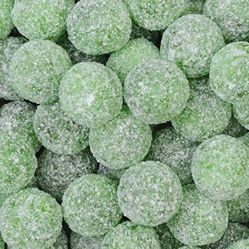 Mega Sour Apple Bombs (Extreemely Sour) 500 gram bag (1/2 kilo)