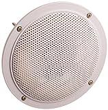 5.25' Dual Waterproof Marine Speakers - 100W 4Ohm Outdoor Car/Boat Radio Stereo Speakers Waterproof/Weather Proof Marine Stereo Speakers System Pair - Mounting Kit, Speaker Wire, Grill- Pyramid MDC6