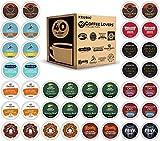 K-Cup Coffee Lover's Variety Sampler, Keurig Single-Serve Coffee, 40 Count