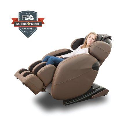 Best Massage Chair By Space-Saving Zero-Gravity Full-Body Kahuna