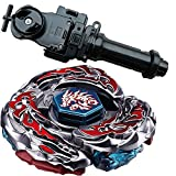 Gyro L-Drago Destructor (Destroy) F:S Metal 4D High Performance Generic Battling Top BB-108(BB108) Game with Launcher Game Complete Set Game Toys Big Sale for Gyro + Power Launcher (Black Wire) +Grip
