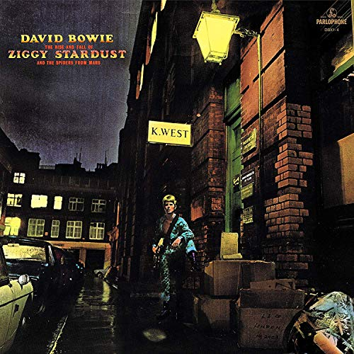 The Rise and Fall of Ziggy Stardust: David Bowie, David Bowie ...