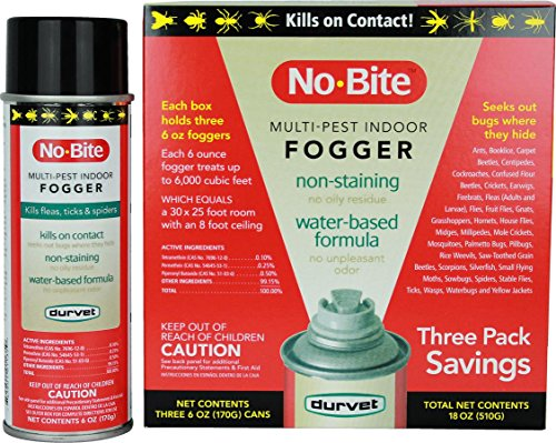 Durvet Multi-Pest Indoor Fogger