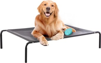 61tY3DsHgaL. AC SL1500 Best Chew Proof Dog Bed For Your Chewing Friend