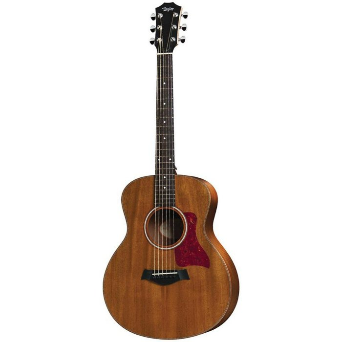 Taylor GS Mini Mahogany GS Mini Acoustic Guitar Review