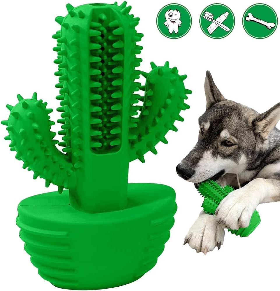 SBRTL Perro Cepillo Dientes Palillo Caucho Natural Resistente Bite Chew Toys Perrito Eficaz Limpieza De Los Dientes Masajeador para Los Dientes del Perrito Dental Care Limpieza