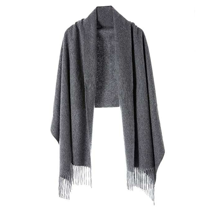 cashmere blanket scarf, pamper yourself