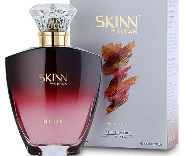 Titan Skinn Nude Eau De Parfum For Women 100ml
