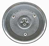 Hamilton Beach Microwave Glass Turntable Plate / Tray 10 1/2'