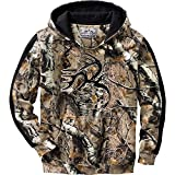 Legendary Whitetails Mens Camo Outfitter Hoodie BG Field Camo X-Large