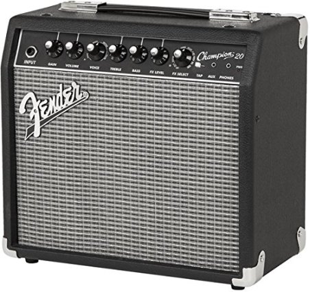 Fender Champion 20 Guitar AmplifierBlack Friday Deal 2019