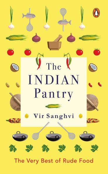 The Indian Pantry  by Vir Sanghvi