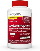 Amazon.com: Amazon Basic Care Acetaminophen Extended-Release ...