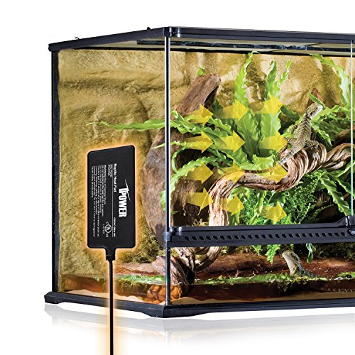 iPower Reptile Heat Pad Under Tank Terrarium Heater Heat Mat for Small Animals 7