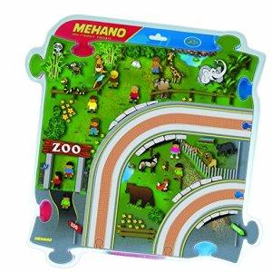 Mehano 58546My First Train Jigsaw Puzzle C 61v toisZ5L