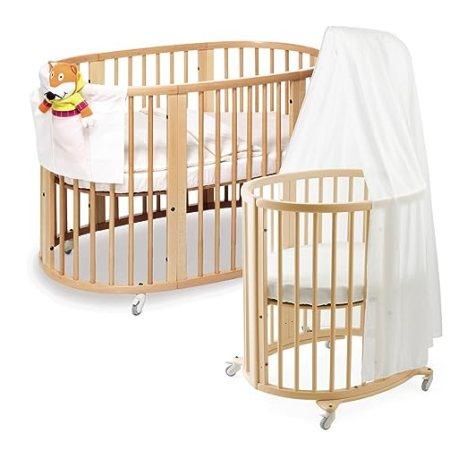 ... best round baby cribs