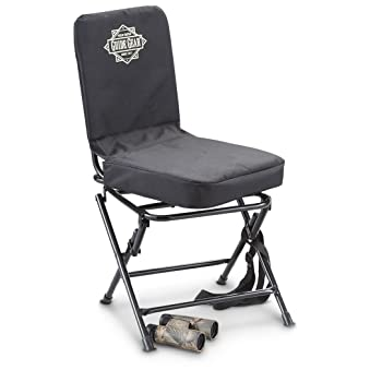 Guide Gear Swivel Hunting Chair Black review