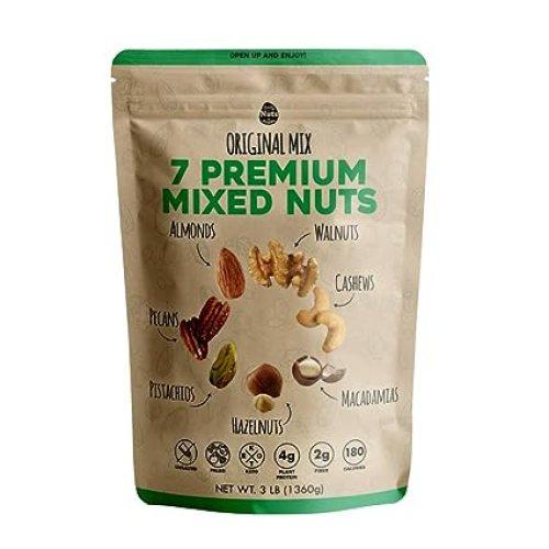 Daily Nuts Original Mix (Mixed Nuts - 7 Premium Tree Nuts)