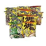Japanese Instant Noodle Umakacchan Variety Pack 10 Servings (2 X 5flavor)