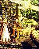Final Fantasy CGC Huge Poster Tactics PS1 PS2 PSP Vita Nintendo DS GBA - FTA004 (24' x 36' (61cm x 91.5cm))