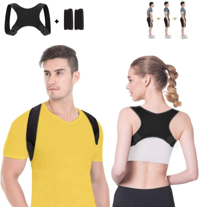 Correttore Postura Schiena Spalle per Uomo e Donna Image