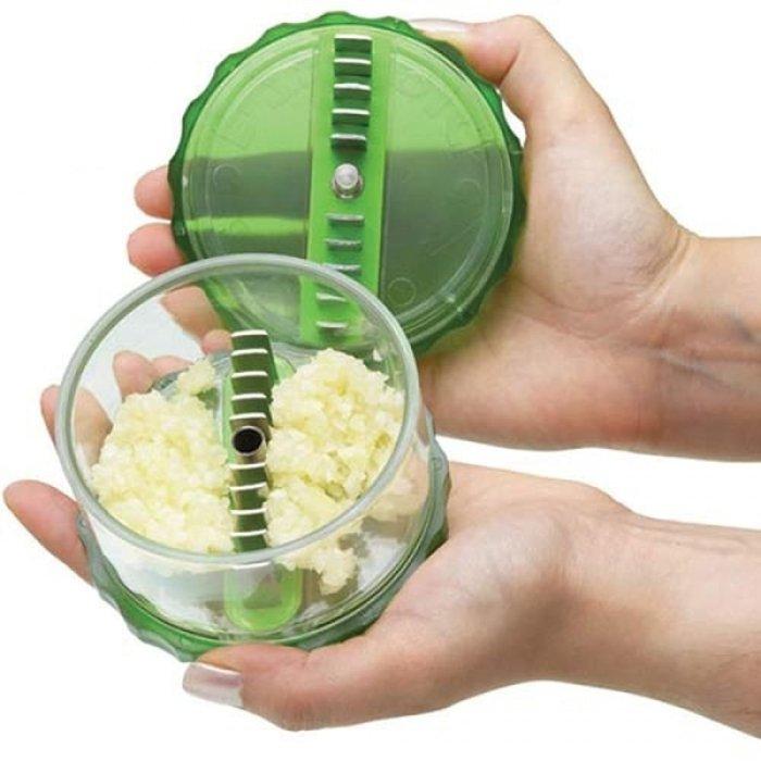 Garlic Presses Peeler Chopper Dicer For Nuts Ginger Kitchen Tool
