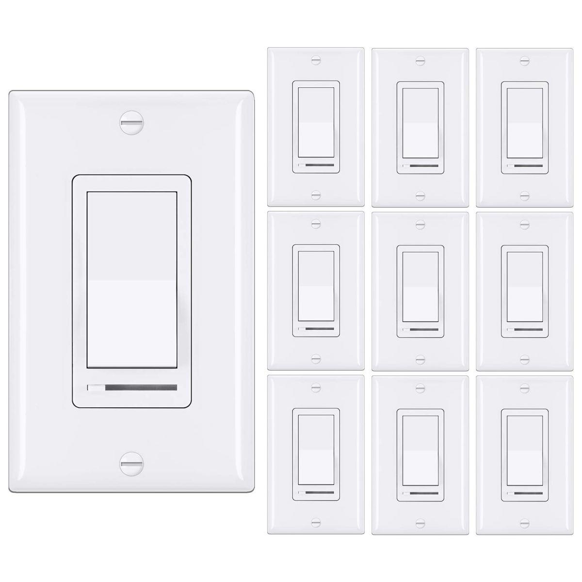 BESTTEN Dimmer Light Switch
