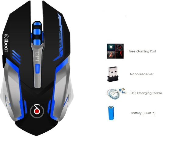 offbeat gaming mouse
