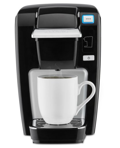 Keurig K-Mini K15 Single-Serve K-Cup Pod Coffee Maker review