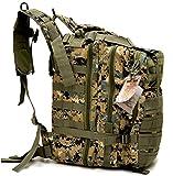 Explorer Tactical 72 Hours Combat Rucksack 17 Inch Backpack