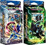 Pokemon XY XY9 Breakpoint Decks Greninja & Luxray Theme Cards, Pack of 120