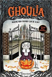 Not So Scary Halloween Books for Kids - Ghoulia