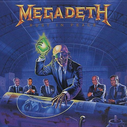 Rust in Peace: Megadeth, Megadeth: Amazon.fr: Musique