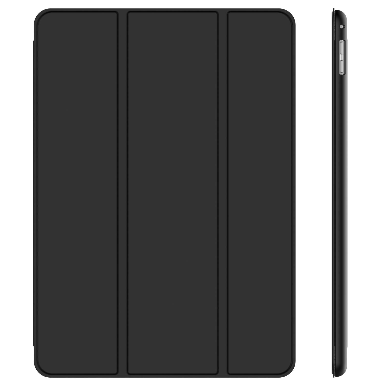 Jetech Case For Ipad Pro 129 Inch 1st And 2nd Generation 2015 And 2017 Model Auto Wakesleep Black
