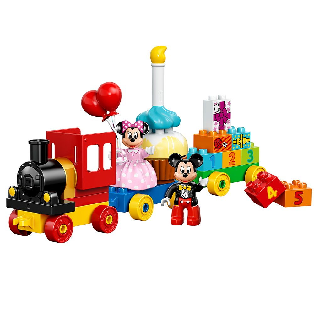 LEGO DUPLO l Disney Mickey Mouse Clubhouse Mickey & Minnie