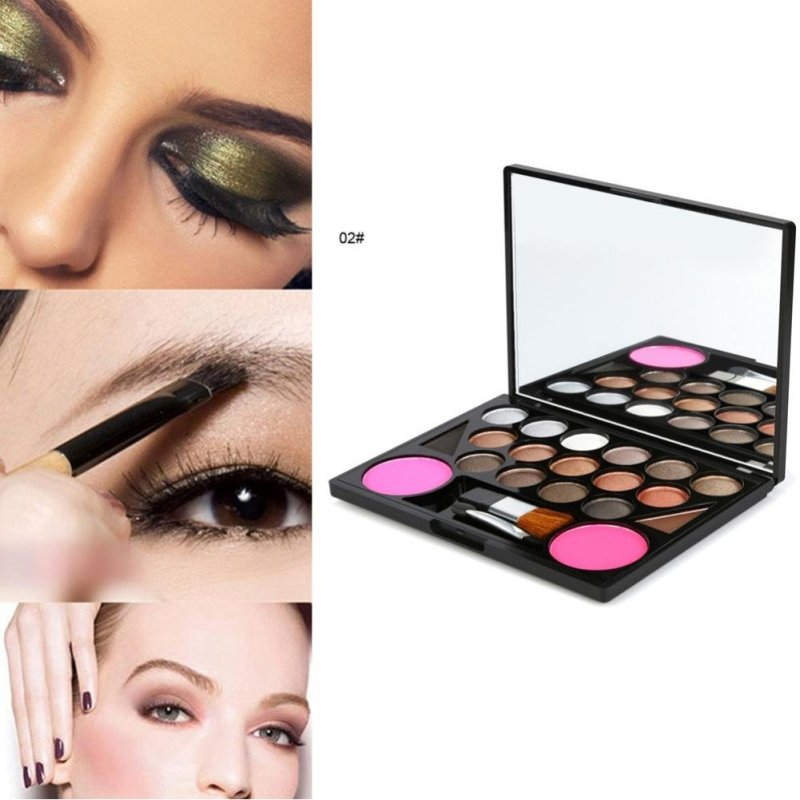 Party Makeup Eye Shadow Palettes
