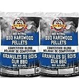 Pit Boss BBQ Wood Pellets, 40 lb., Competition Blend (2)