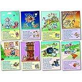 NORTH STAR TEACHER RESOURCE Nursery Rhymes Bulletin Board Set