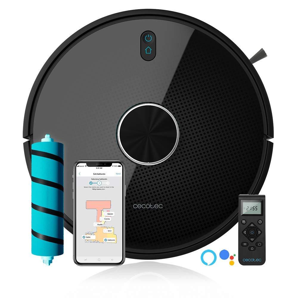 Comprar un robot aspirador como Roomba. Comparativa de modelos. 6