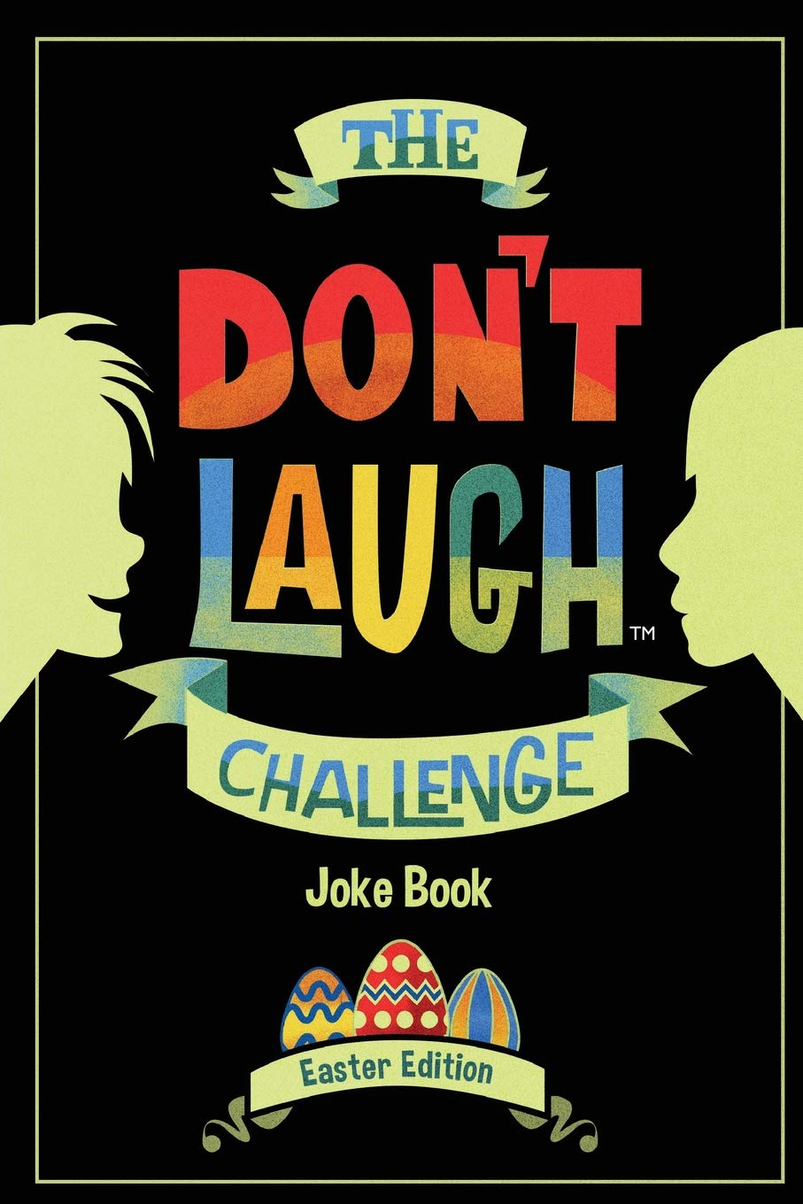 Don't Laugh Challenge Jokes Book