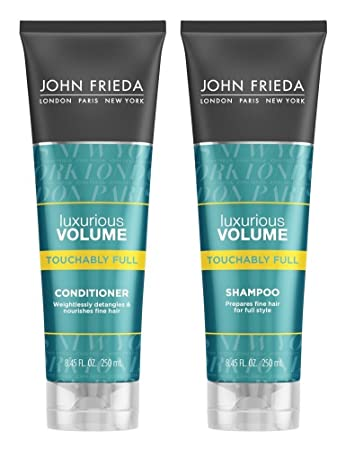 10 best drug store shampoos and conditioner