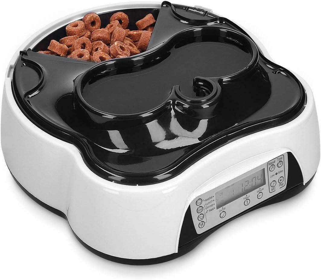 Dispensador automático de Comida para Perros y Gatos