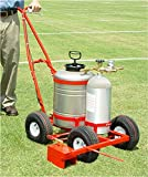 Football Soccer Field Painter Model 120 Trueline Striper with 7 Gallon Paint Tank/without 20 lb. CO2 Cylinder