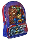 Fast Forward Large Backpack Justice League