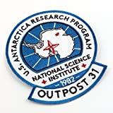Outpost 31 US Antarctica 1982 Research Program Patch