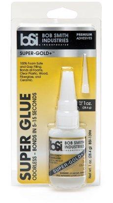 best glue for Styrofoam - Bob Smith