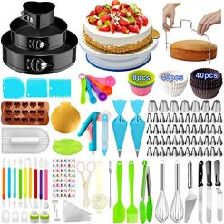 Cake Decorating Supplies Set