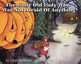 Image result for the little old lady who wasn't afraid of anything